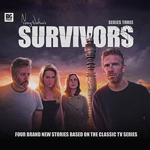 Survivors: Series 3 audiobook cover art