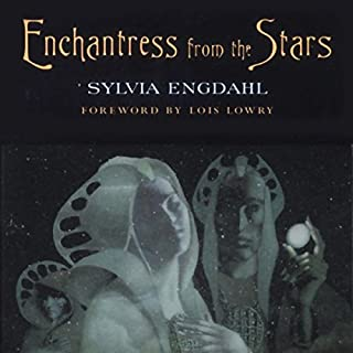 Enchantress from the Stars audiobook cover art