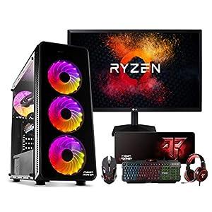 HP Pavilion Gaming TG01-0013ng AMD Ryzen 7 3700X 32 GB DDR4-SDRAM ...