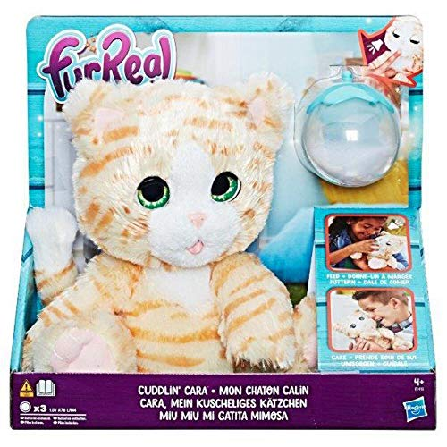 FurReal Cuddlin' Cara