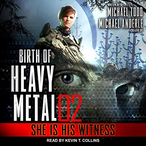 She Is His Witness  By  cover art