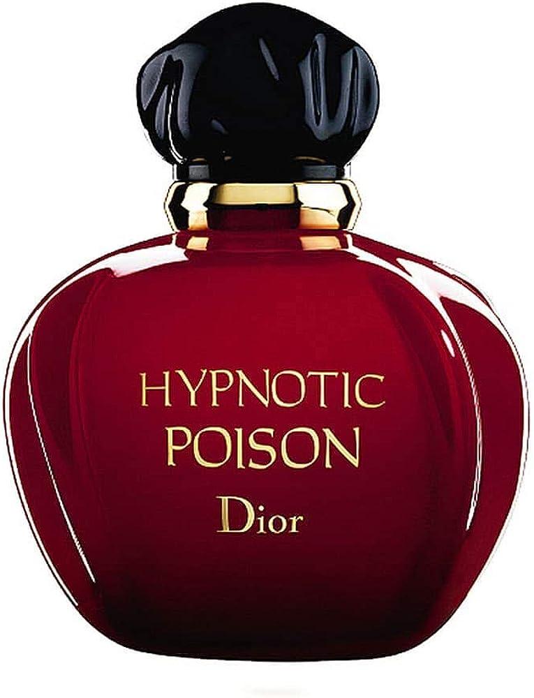 Christian dior hypnotic poison, eau de toilette per donna, 50 ml 120138