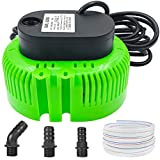 Pool Cover Pump above Ground - Submersible Water Sump Pump Swimming Water...