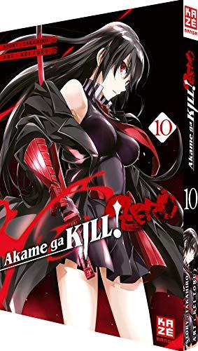 Akame ga KILL! ZERO - Band 10 (Finale)