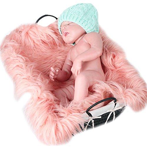 Accessoires photo bébé pour bébé garçon et fille DIY Couverture Tenues nouveau-né Wraps Tapis de photographie