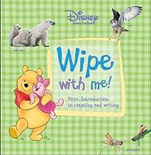 Disney WTP Wipe with Me (Disney Wipe Clean Board Book)