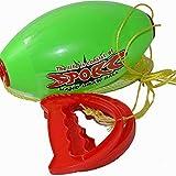 ALWWL Ziehen Ball, Kinder-Shuttle Pull-Ball, mit Ball, Zwei Zugseilen und 4 Griffen, Spielzeug für Kinder, Geschenke Familienspiel, ideal für im Garten oder Park