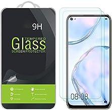 (2 Pack) Huawei Nova 7i Tempered Glass Screen Protector Scrtach Guard