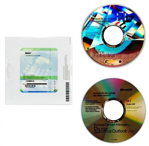 Microsoft Office 2007 Professional OEM deutsch