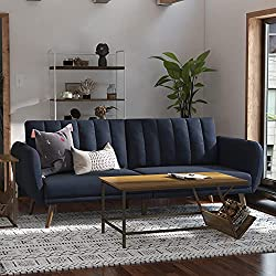 Multi Functional Futon Sofa for Small Home Office / Guest Room