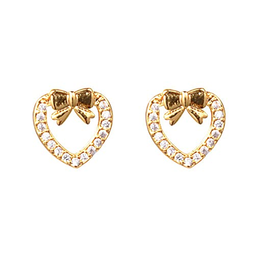 f309e19f1d2ed Kids Gold Earrings: Amazon.co.uk