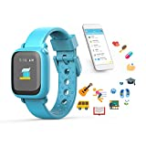 Octopus Watch v1 by Joy Kids Smartwatch teaches good habits and time - Blue