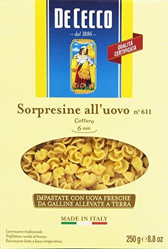 De Cecco Pasta 250 Uovo Sorpresine