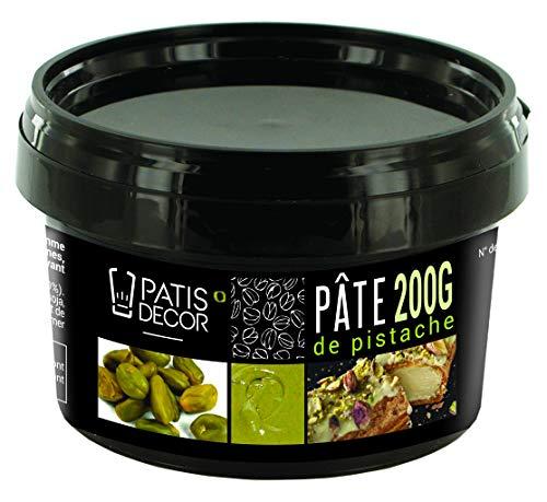 PATISDECOR Pate de Pistache Pure 200 g