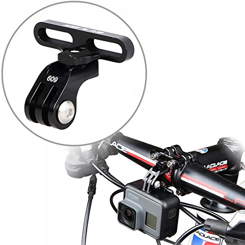 Action Kamera kompatibel mit GoPro Halterung für Fahrradlenker