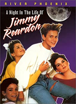 DVD A Night in the Life of Jimmy Reardon Book