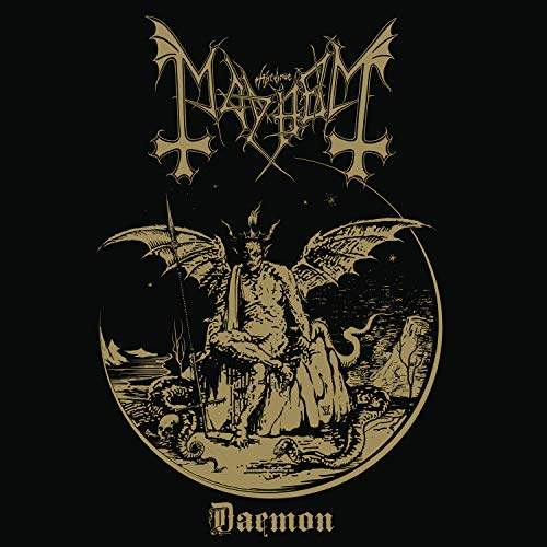 Mayhem - Daemon (Special Edition CD Mediabook in Slipcase)