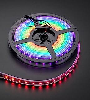 Adafruit NeoPixel Digital RGB LED Weatherproof Strip 60 LED-2m
