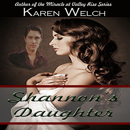 Shannon's Daughter audiobook cover art