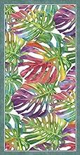Vilber Saphira DU 04 40X78 Alfombra, Vinilo, Multicolor, 40 x 78 x 0.22 cm