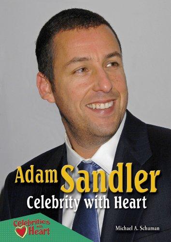 Adam Sandler: Celebrity With Heart (Celebrities With Heart)