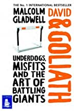 David and Goliath: Underdogs, Misfits and the Art of Battling Giants Large Prin