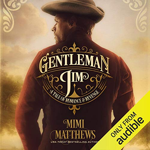 Couverture de Gentleman Jim