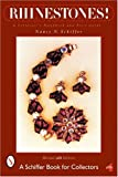 Rhinestones!: A Collector's Handbook and Price Guide (Schiffer Book for Collectors)