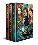Magic in the Desert: Three Paranormal Romance Series Starters Set in the American Southwest (English...