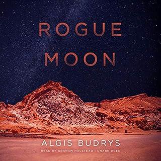 Rogue Moon audiobook cover art