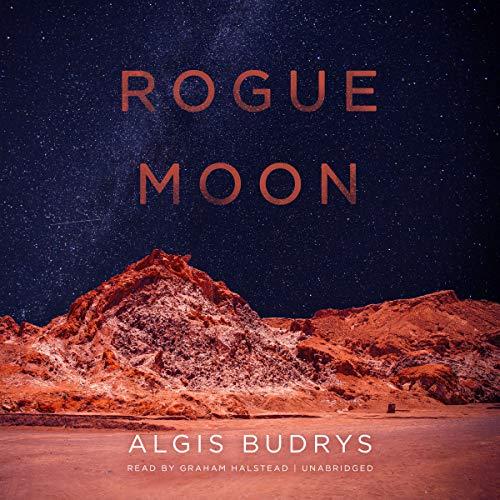 Page de couverture de Rogue Moon