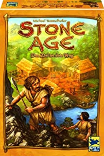 Hans im Glück 48183 - Stone Age, Strategiespiel (B0014LETVU) | Amazon price tracker / tracking, Amazon price history charts, Amazon price watches, Amazon price drop alerts