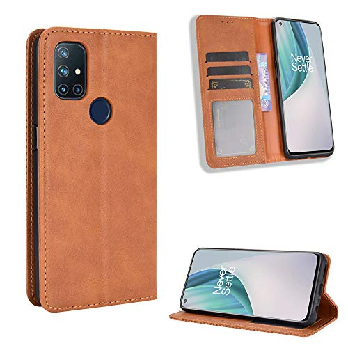 Jielangxin Keji Case for ZTE Blade A7s 2020 Case Cover,Case for ZTE Blade A7s 2020 A7020 Case PU Leather flip Cover Brown