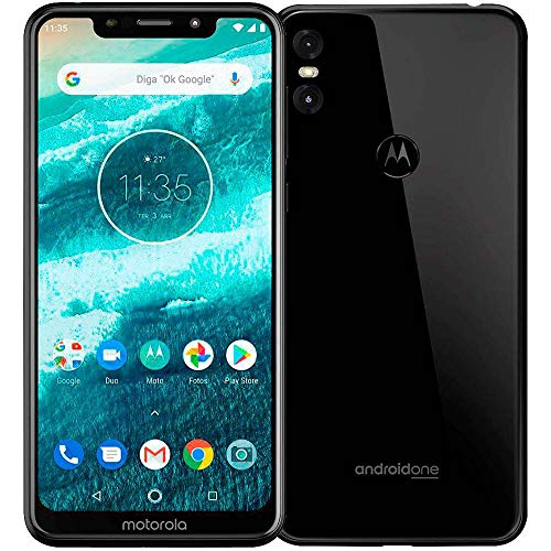 Motorola Moto One (4/64 GB , Black)