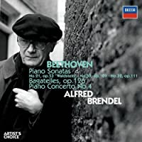 Brendel Plays Beethoven by ALFRED BRENDEL (2006-05-22)