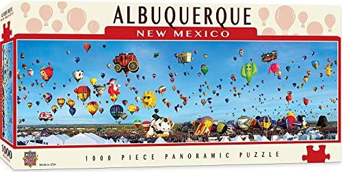 MasterPieces Globos de Albuquerque 1000Panoramic