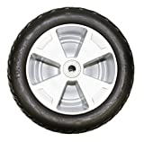 CW840 Pride Victory 10 Three Wheel Scooter Front Wheel and Tire Replacement
