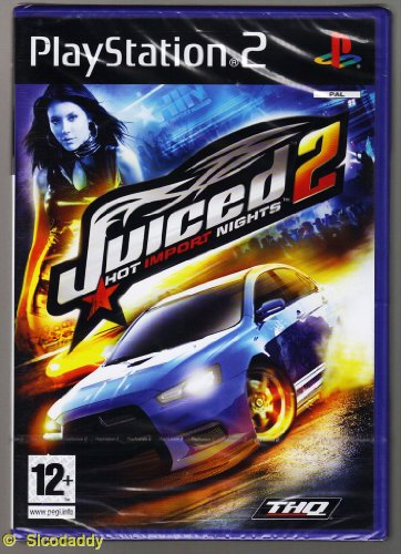 Juiced 2: Hot Import Nights (Sony PS2) [Import UK]