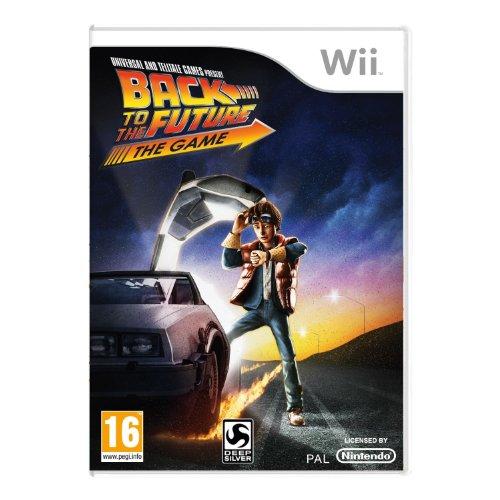 Back To The Future: The Game [Importación italiana]