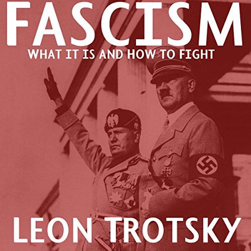 Fascism audiobook cover art