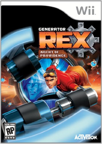 Activision Generator Rex: Agent of Providence, Wii