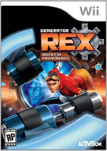 Activision Generator Rex: Agent of Providence, Wii Nintendo Wii Inglés vídeo - Juego (Wii, Nintendo Wii, Acción / Aventura, E10 + (Everyone 10 +))
