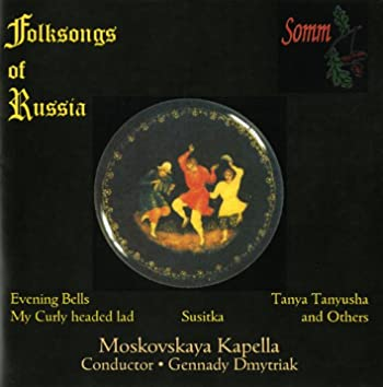 Folksongs of Russia (Arr. for Choir)