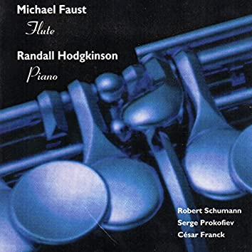 Works by Schumann, Prokofiev and Franck for Flute and Piano