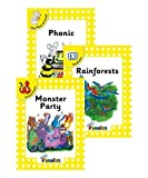 Jolly Readers Pack,. Complete Set Level 2 (18 libros): In Precursive Letters (British English edition)