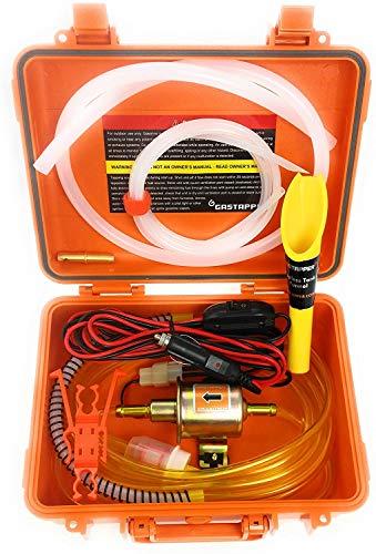 GasTapper 12V Gasoline Transfer Pump/Siphon UTV's, Boats, Equipment, Vehicles, Gas, Diesel - USA Built - Excellent Tool for Preppers