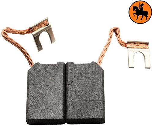 Escobillas de carbón Buildalot Specialty ca-03-76980 para Stayer Ingletadora S051-6x14x22 mm