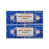 Best Incense Sticks - Satya Sai Baba Nag Champa Agarbatti Pack of Review