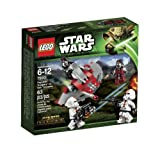 LEGO Star Wars Republic Troopers vs Sith Troopers 75002