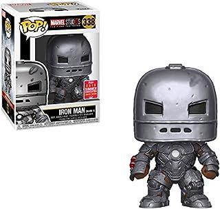 Funko Pop Iron Man Mark I Marvel Studios - SDCC